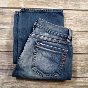 Diesel Industry Boot Cut Blue Jeans size 26